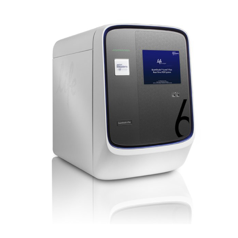 Система QuantStudio™ 6 Flex Real-Time PCR System, 384-луночный блок, с ПК