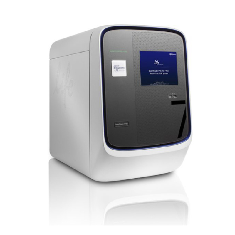 Система QuantStudio™ 7 Flex Real-Time PCR System, array card, с ноутбуком